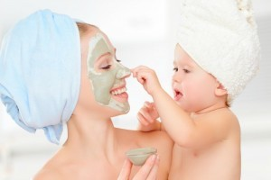 mommy to be facial inspire day scottsdale
